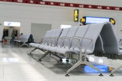 Will these airport chairs be what you see at the airport?